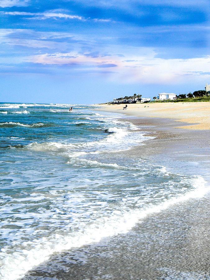 Beach Photograph - Sweet Summer by Christy Usilton