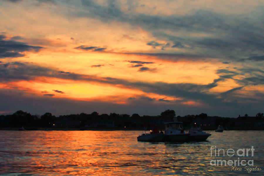 Sunset Photograph - Sweeter For This by Christine Segalas