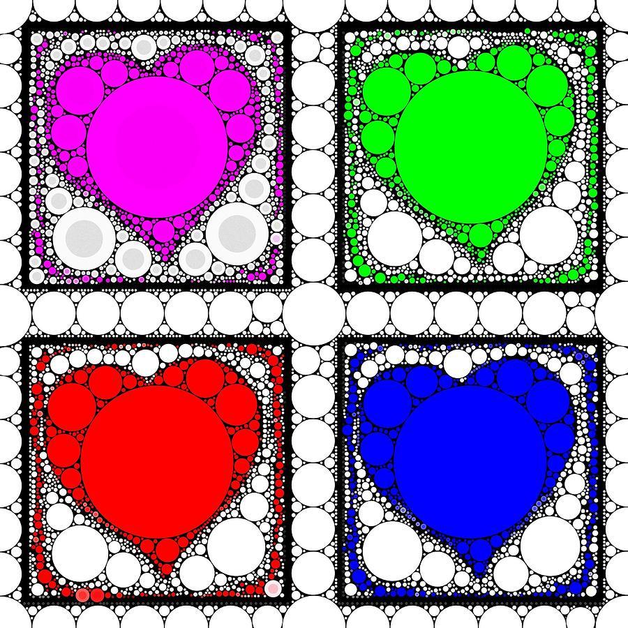 Hart Digital Art - Sweetheart by Cindy Edwards