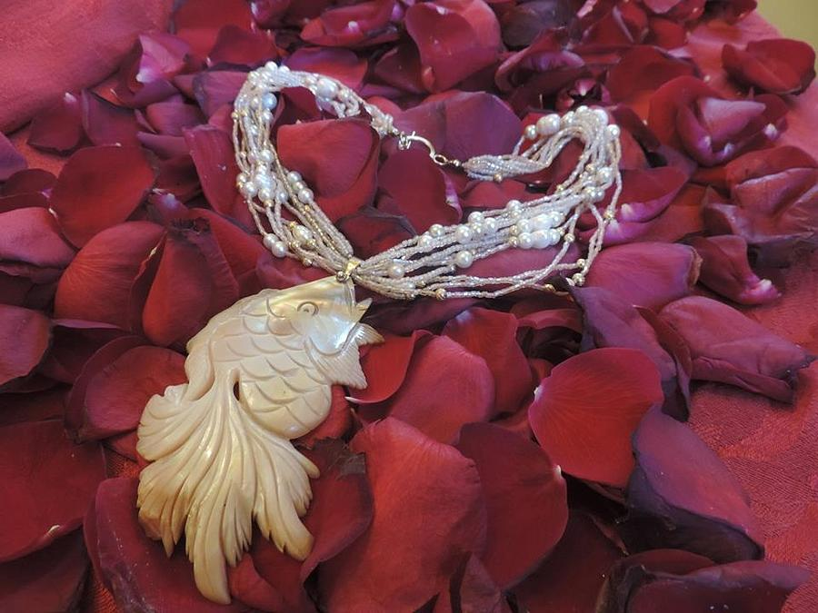 Jewelry - Swimming In The Deep by Darcy Lewis