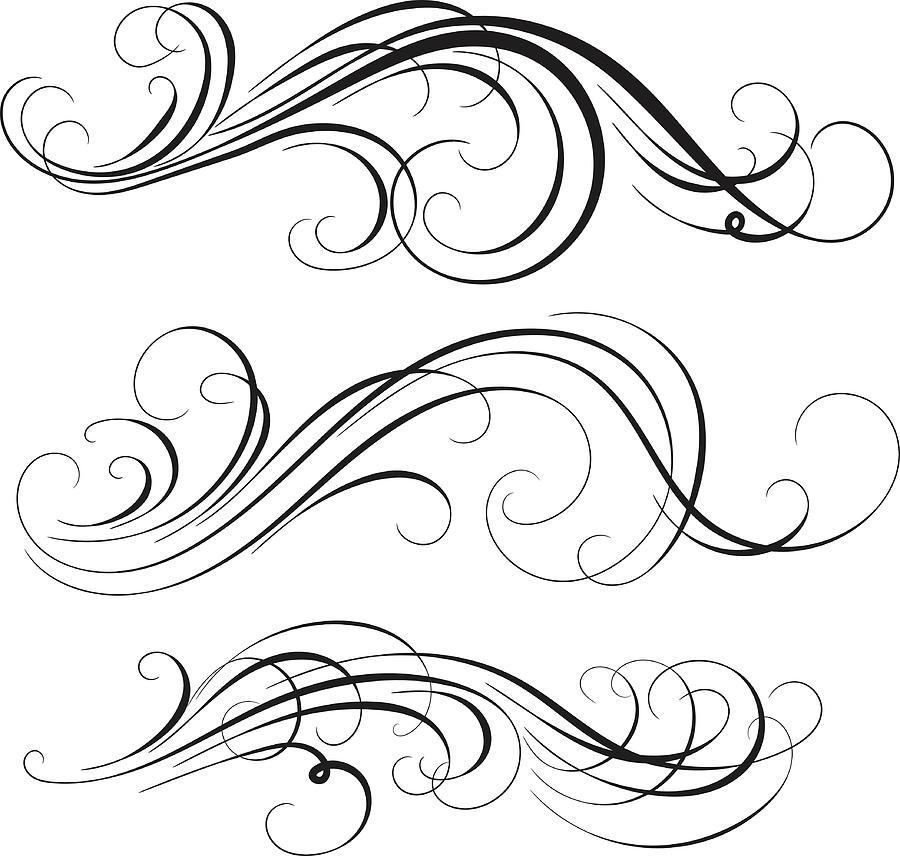 Swirl Digital Art by Mashuk
