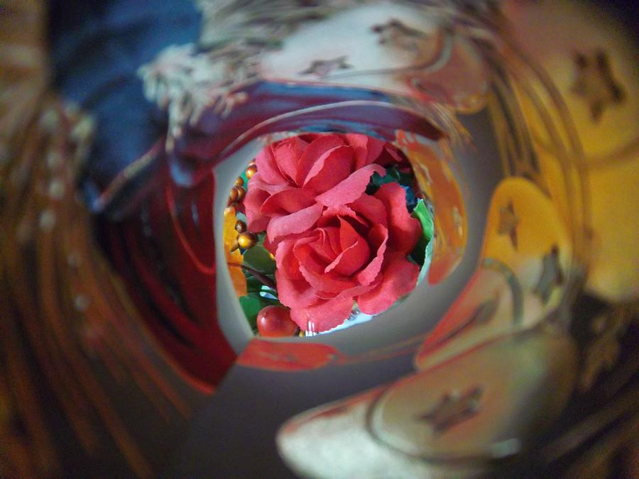 Rose Photograph - Swirl by Rosalie Klidies