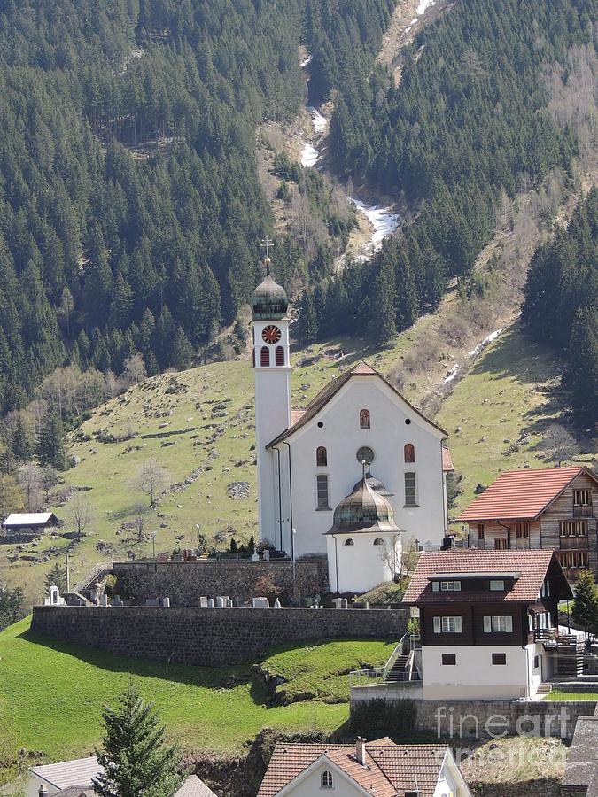 Switzerland 2012 by Diane Greco-Lesser