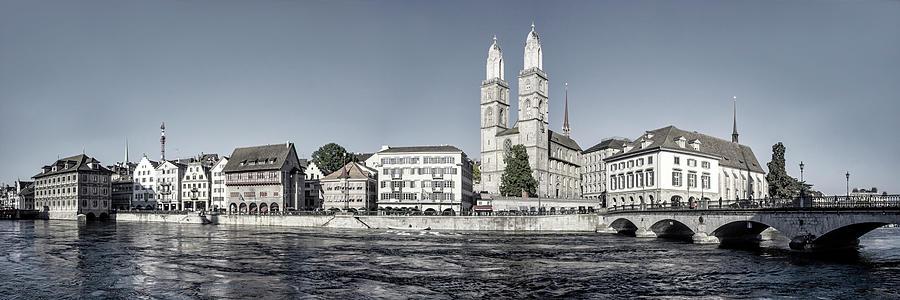 Switzerland, Zurich, View Of Photograph by Westend61