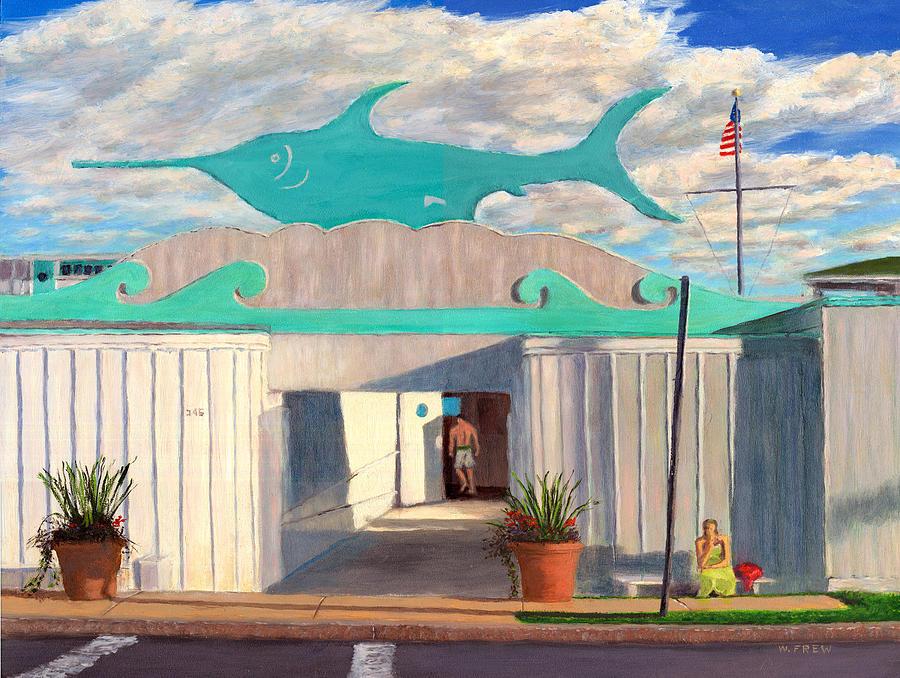 Swordfish Beach Club by William Frew