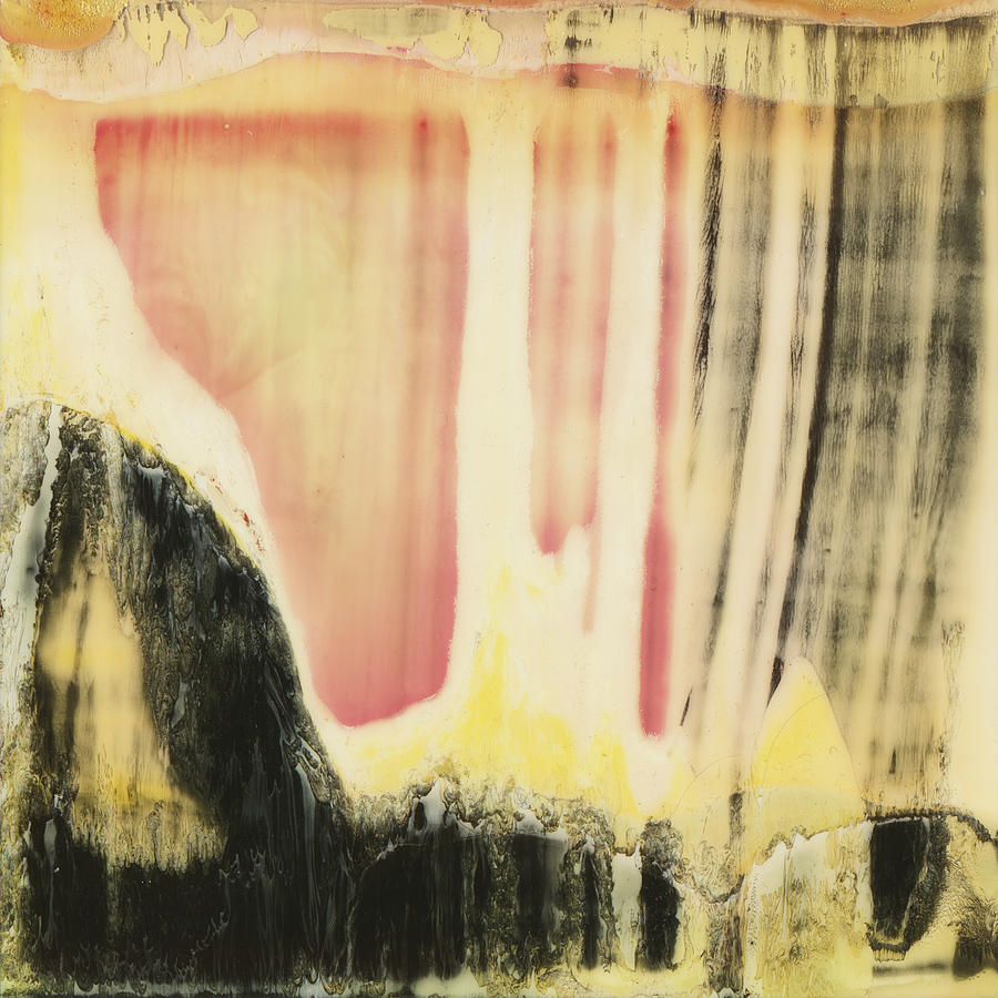 Abstract Painting - Sx Landscape IIi  C1978 by Paul Ashby