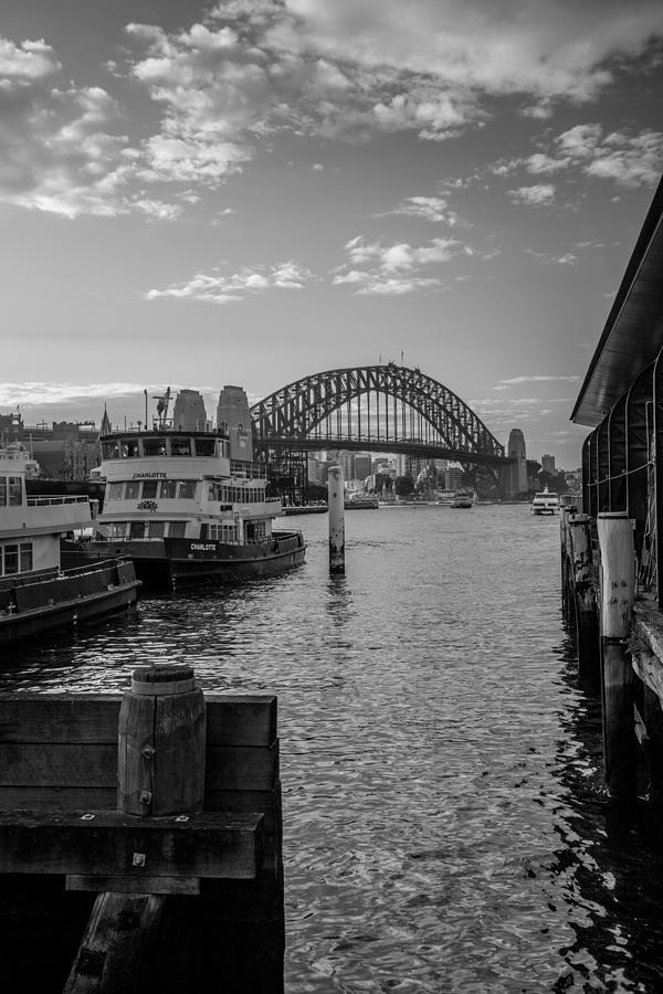 Sydney Photograph - Sydney Harbour  by Dasmin Niriella