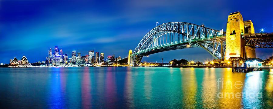 Sydney Icons Photograph