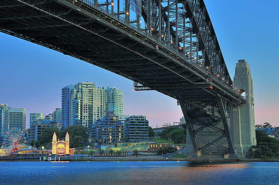 Sydney Opera House Photograph by Warwick Kent