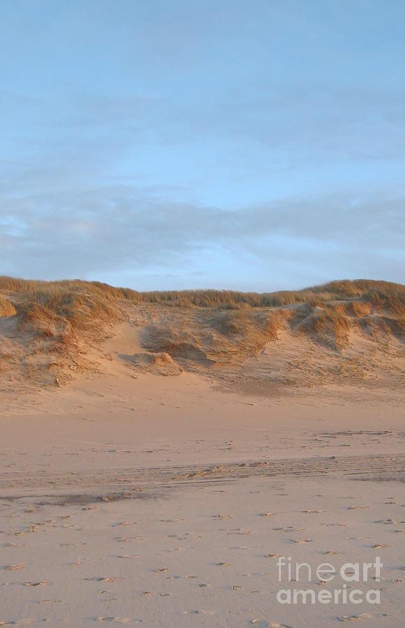 Seascape Photograph - Sylt dune by Heidi Sieber
