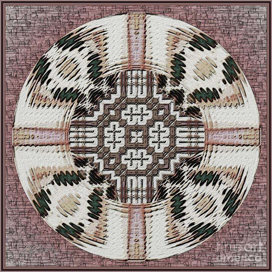 Fine Art Painting - Symmetrica 314 by Nedunseralathan R