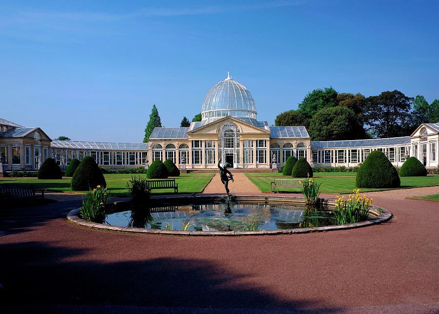Middlesex Photograph - Syon Park by Andy Williams/science Photo Library