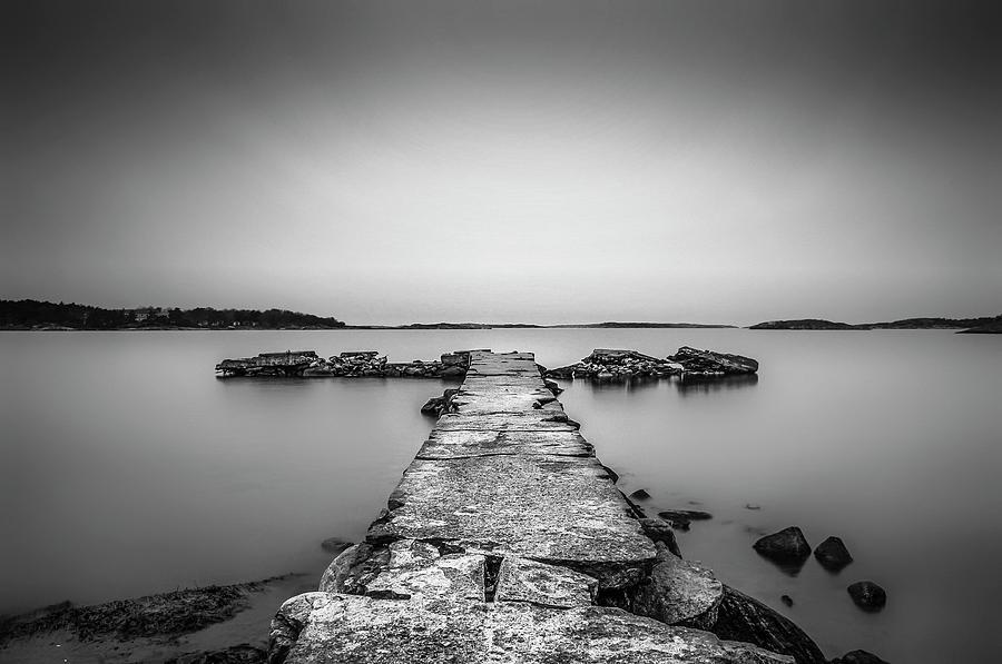Landscape Photograph - T by Benny Pettersson