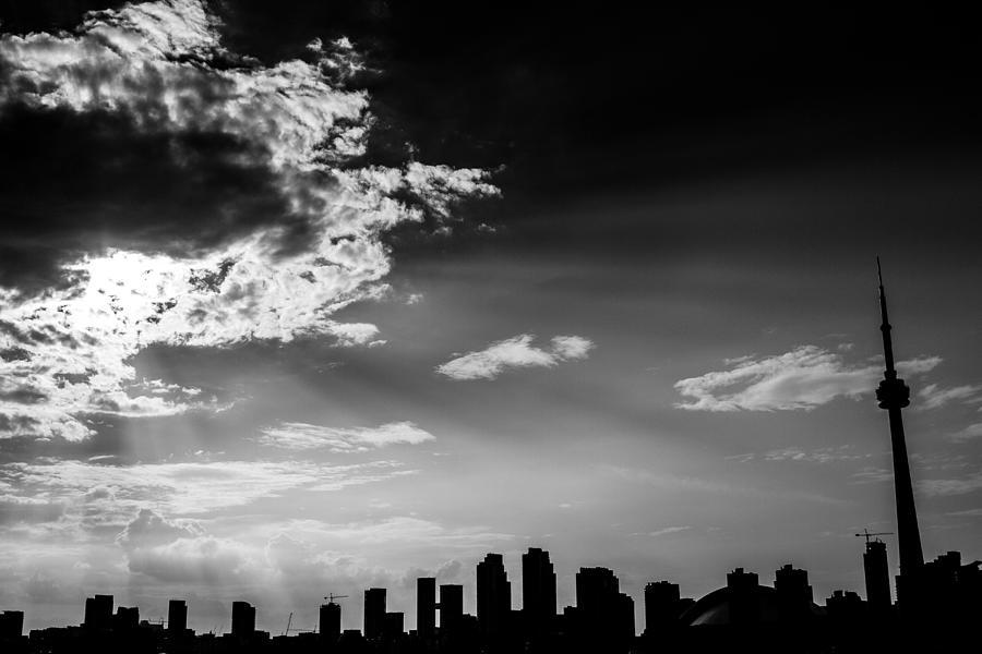 Toronto Photograph - T. by Milan Kalkan