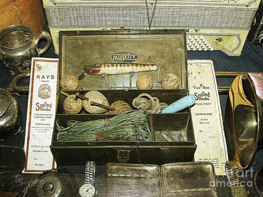Tackle Box by Tom Brickhouse