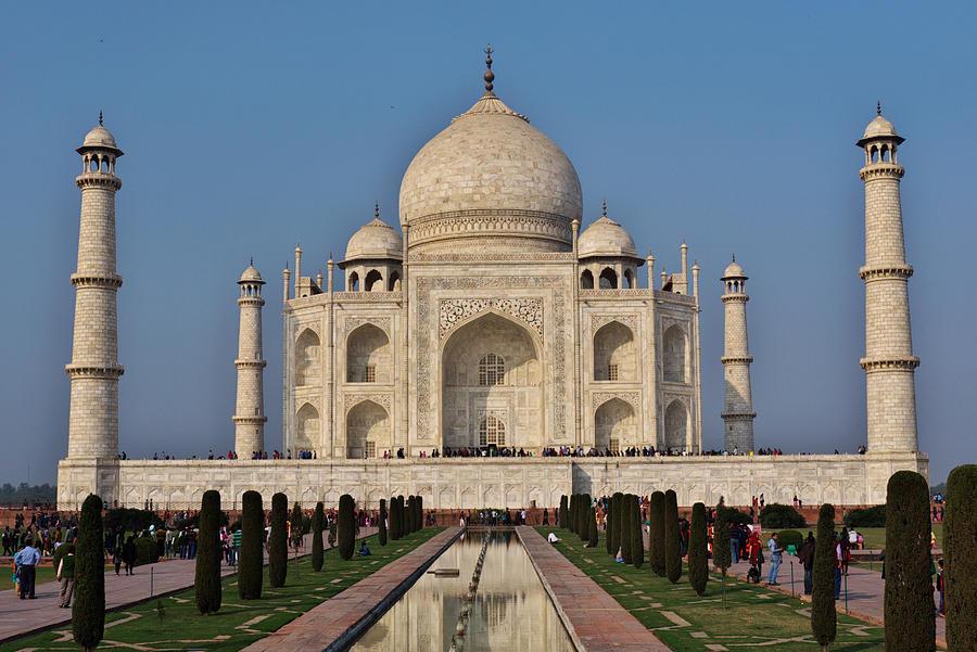 Agra Photograph - Taj Mahal by Ivan Slosar