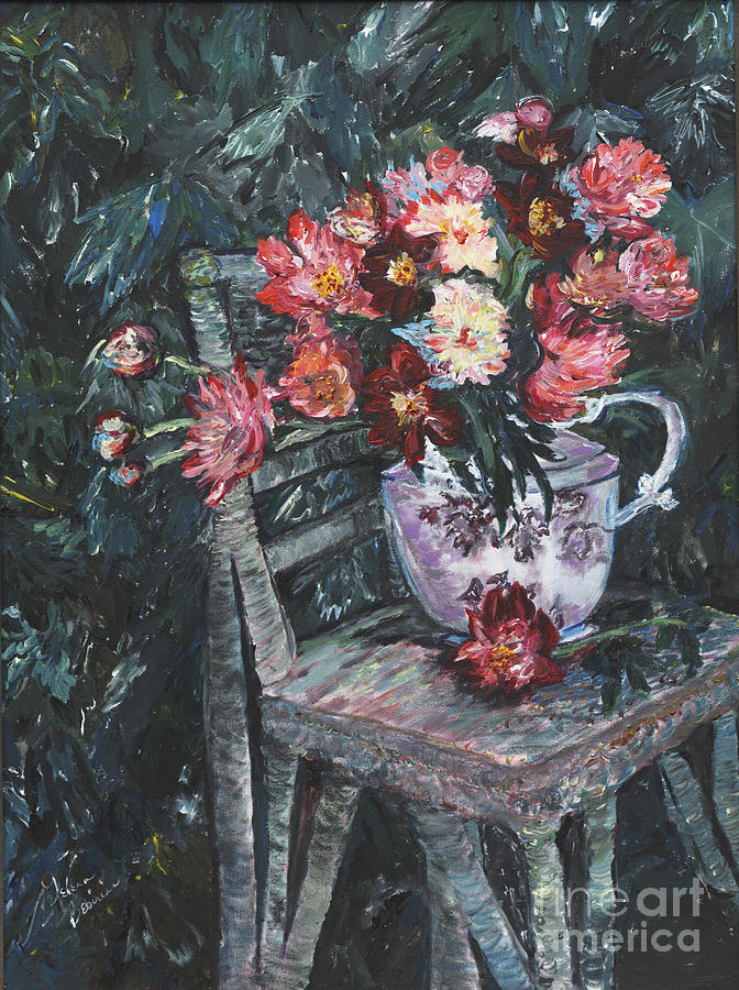 Talars Teapot Painting