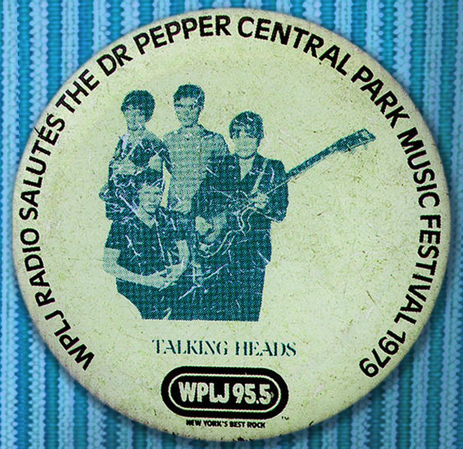 Talking Heads 79 Photograph