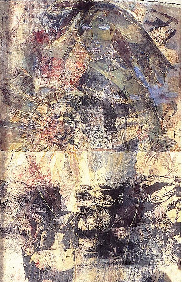 Tamara Painting by Charles B Mitchell