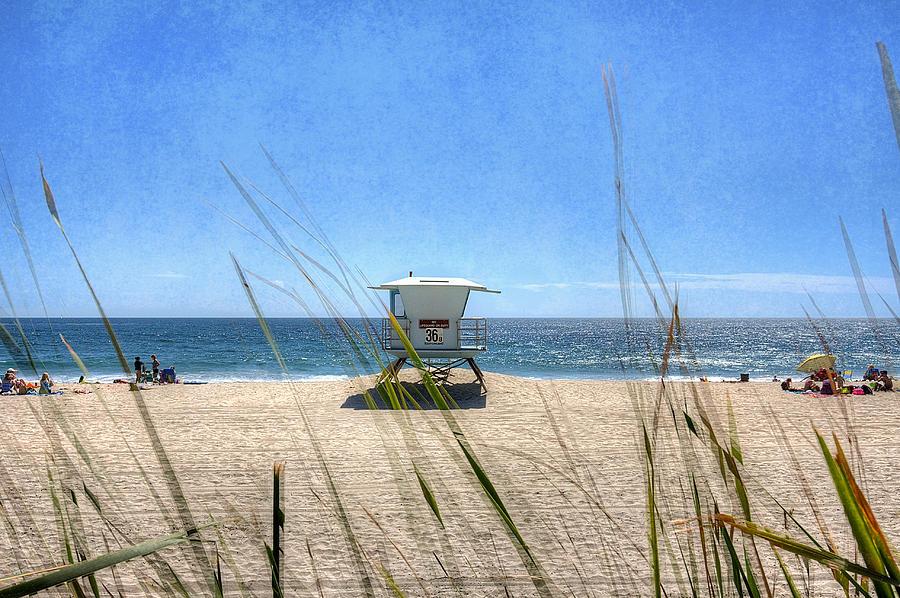 Carlsbad Photograph - Tamarack Beach by Ann Patterson