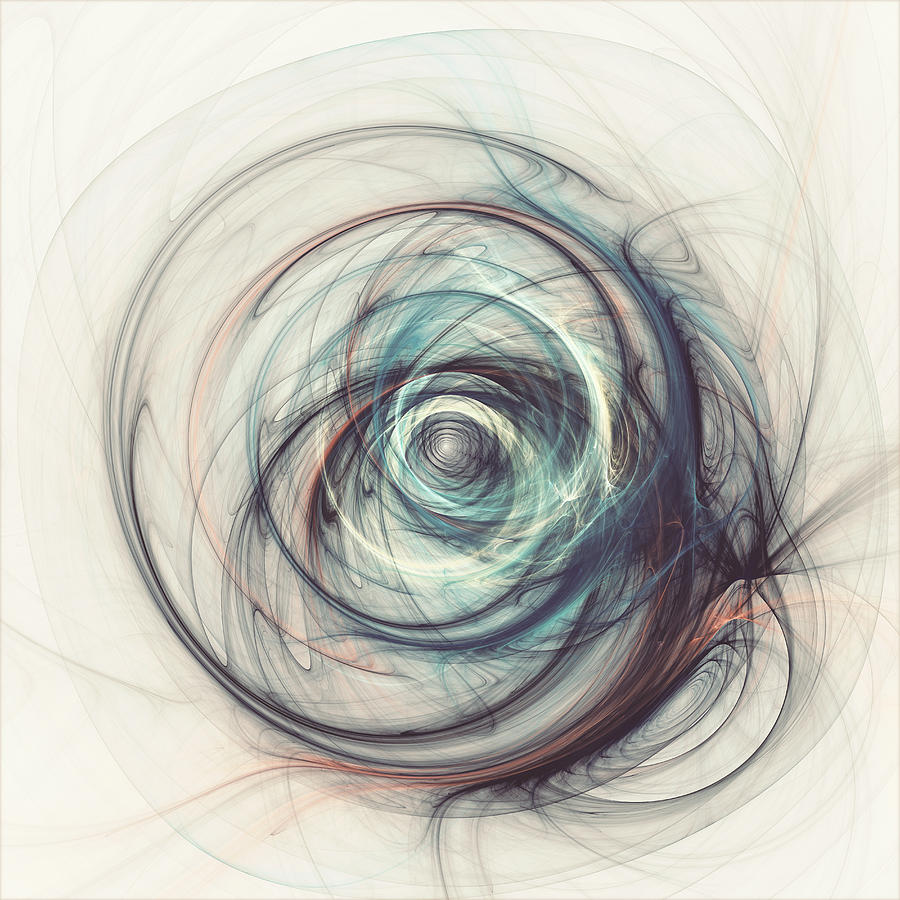 Tamed Power Digital Art