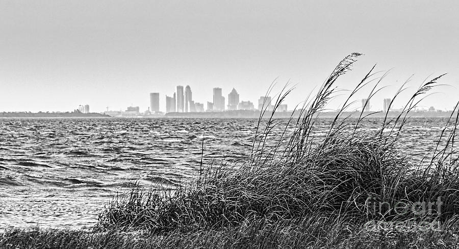 Tampa Bay Photograph - Tampa Across The Bay by Marvin Spates
