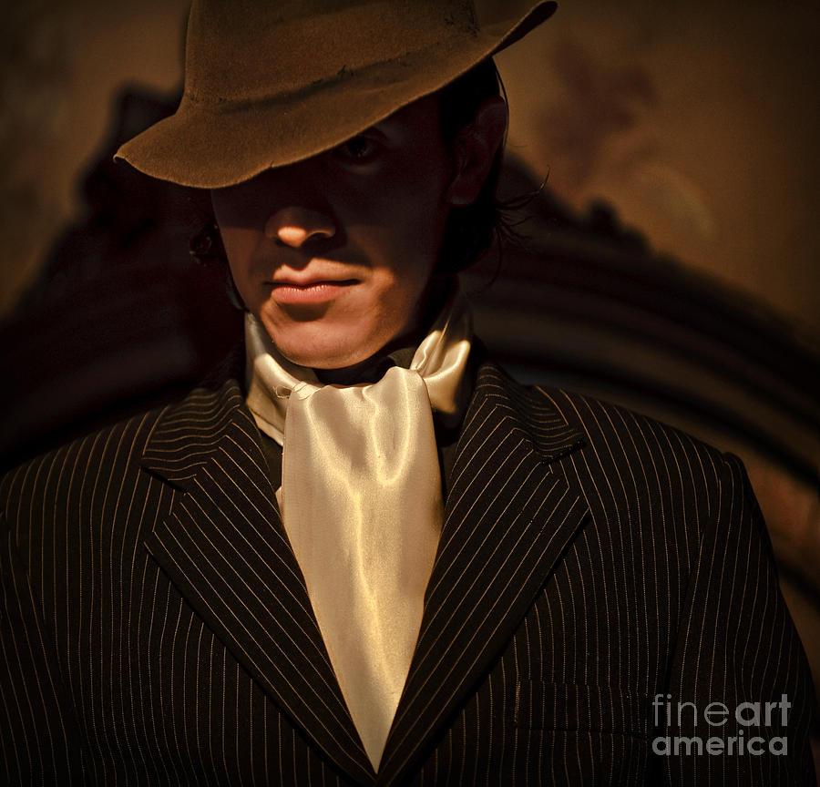 Buenos Aires Photograph - Tango - El Hombre by Michel Verhoef