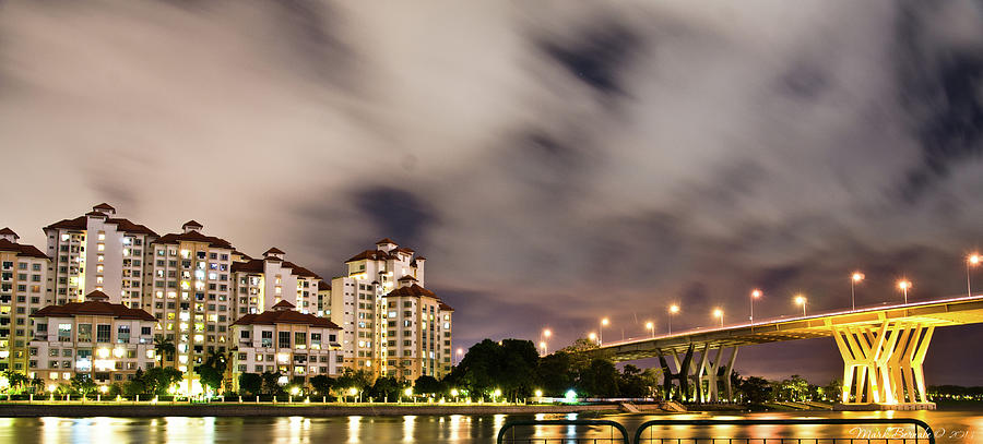 Tanjong Rhu Frpm The Other Side Photograph by Mark Bernabe Photography