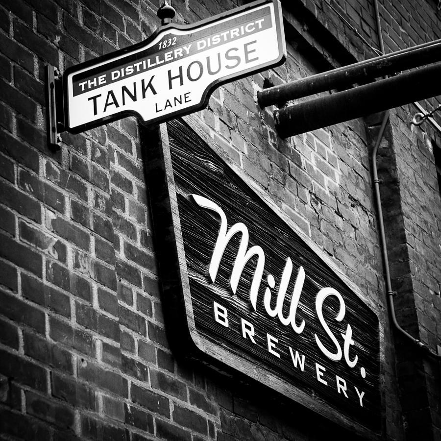 Tank House Photograph - Tank House by Milan Kalkan