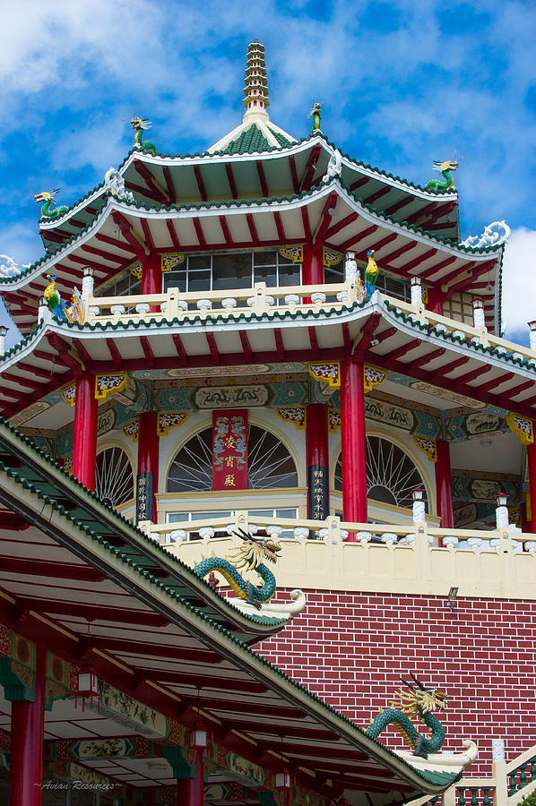 Taoist Temple Cebu Philippines by Avian Resources