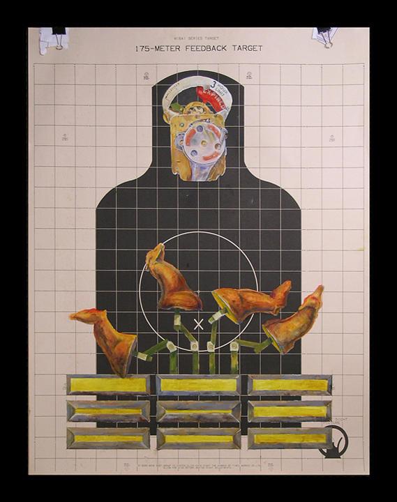 Target Five by Dennis Murphy