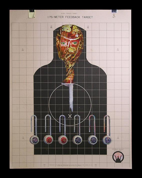Target Three by Dennis Murphy