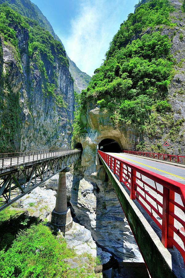 Taroko Gorge Photograph by Photography By Anthony Ko