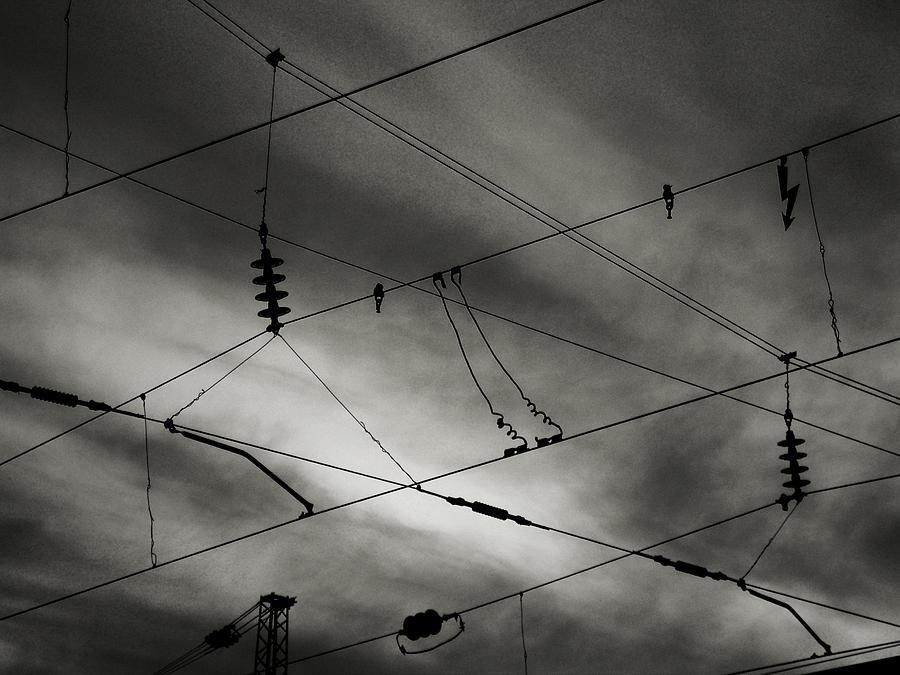 Surrealism Photograph - tathata #17NULLUS2 by Alex Zhul