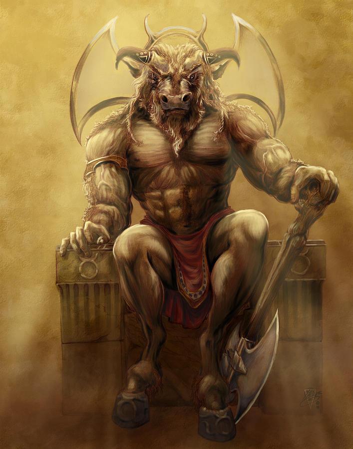 Taurus Ii Painting By Rob Carlos