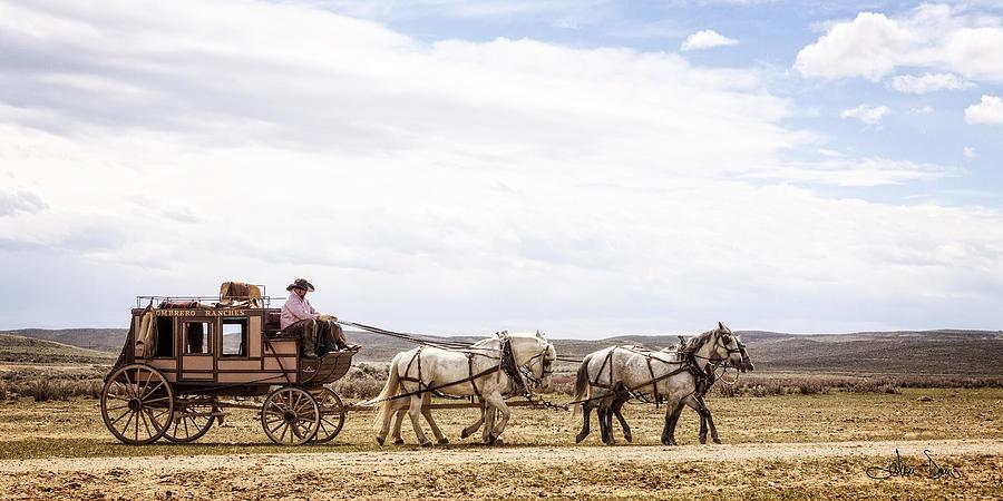 Colorado Photograph - Taxi by Joan Davis