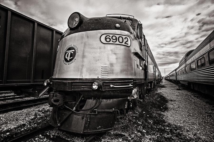 5d Mark Ii Photograph - Tc 6902 by CJ Schmit