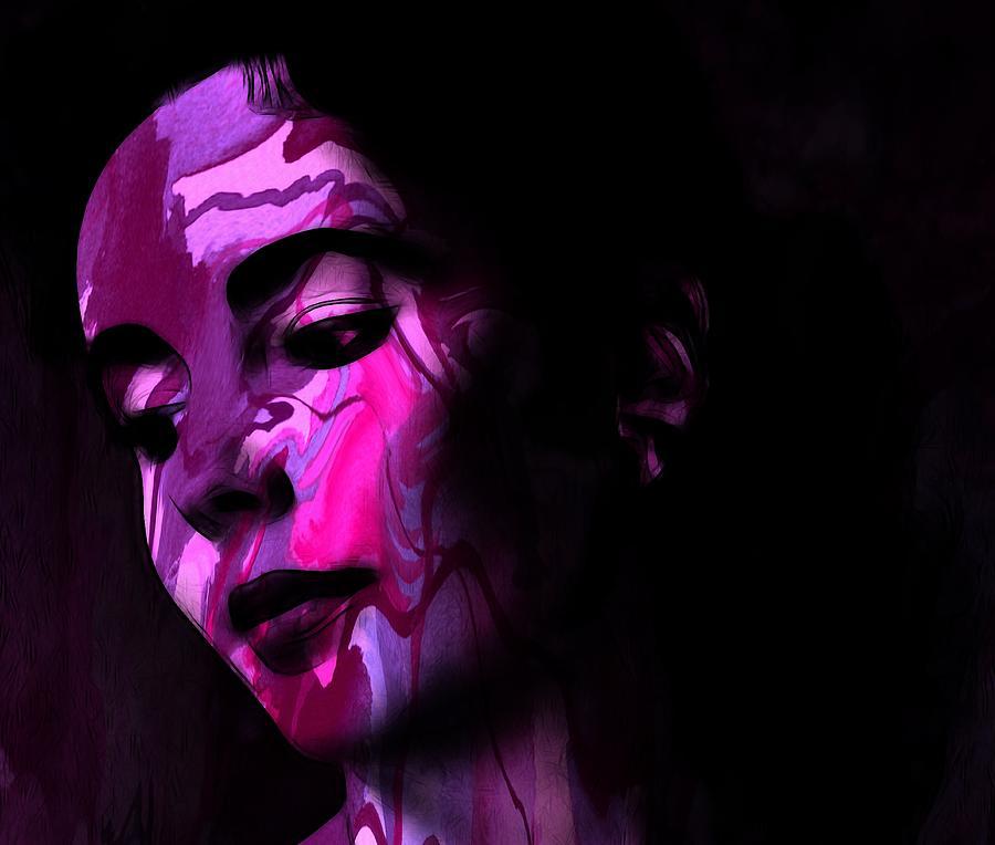 Tears Of Love Painting by Steve K