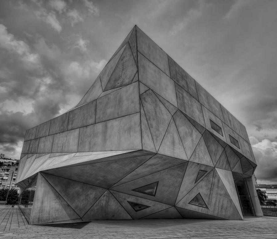 Israel Photograph - Tel Aviv Museum  by Ron Shoshani