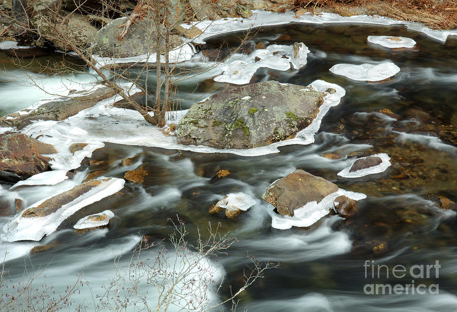 Tellico Photograph - Tellico River by Douglas Stucky