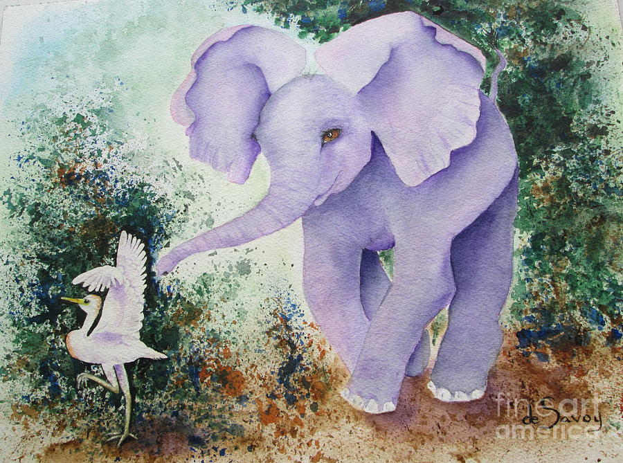 Tembo Tag by Diane DeSavoy