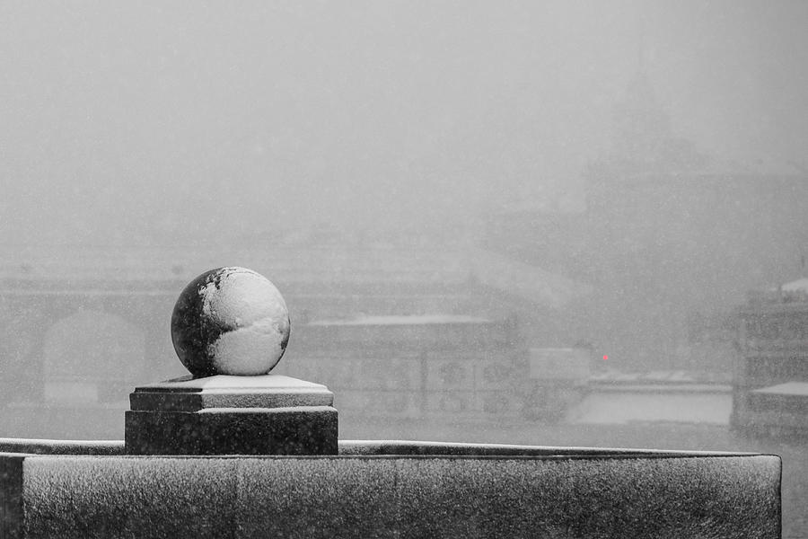Architecture Photograph - Tempest - Featured 3 by Alexander Senin