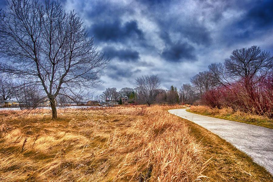 Templar Path Photograph by Ian Van Schepen