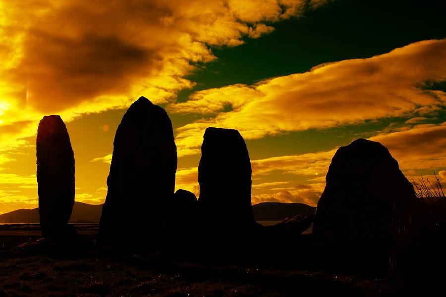 Ireland Photograph - Temple Of The Ancients by Aidan Moran