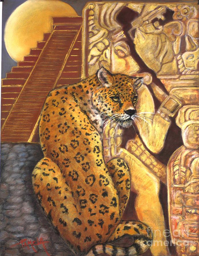 temple of the jaguar by Pamela Mccabe
