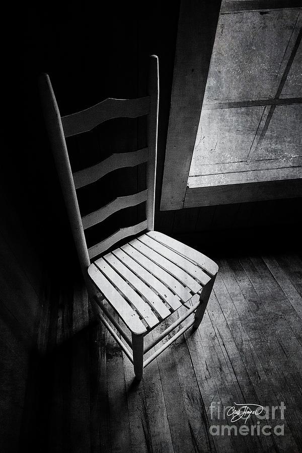 Black White Photograph - Ten Feet Tall by Cris Hayes