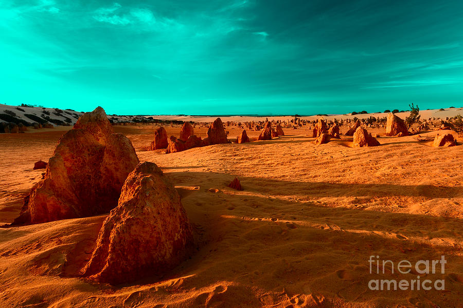 Standing Stones Photograph - Ten Thousand Years by Julian Cook
