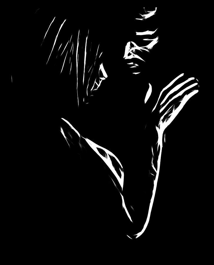 Tenderness Painting By Steve K-2289