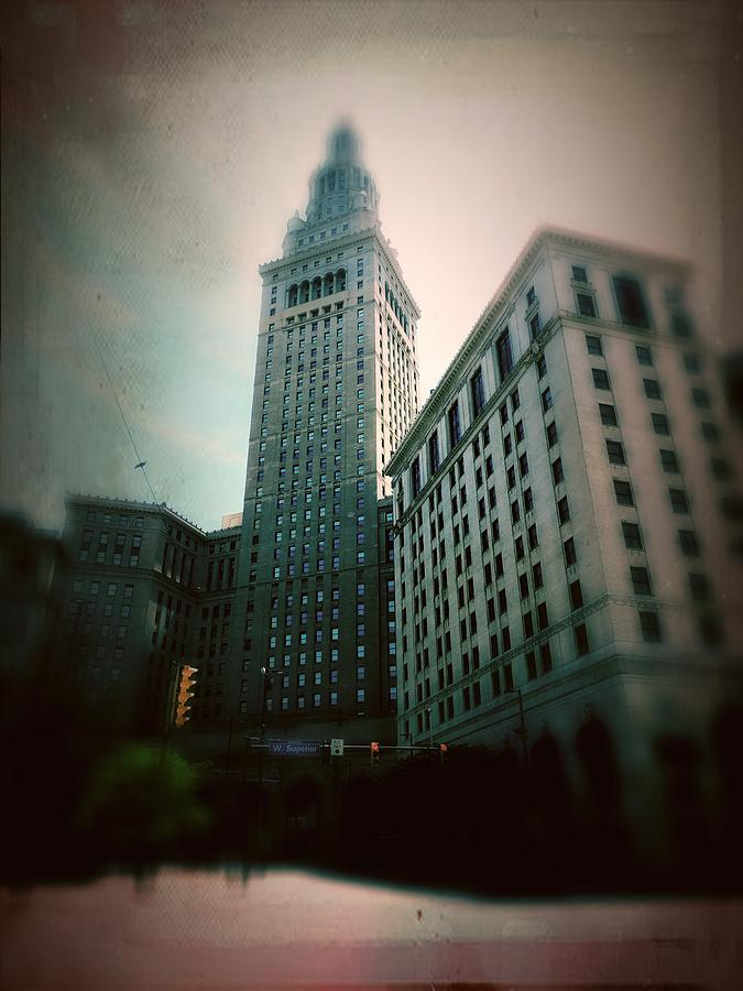 Terminal Tower Cleveland Photograph