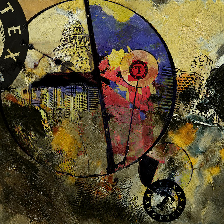 Texas Painting - Texas  by Corporate Art Task Force